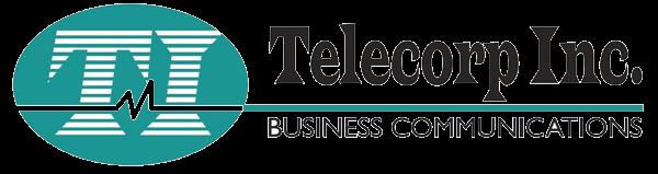 Telecorp Inc. Business Communication Logo